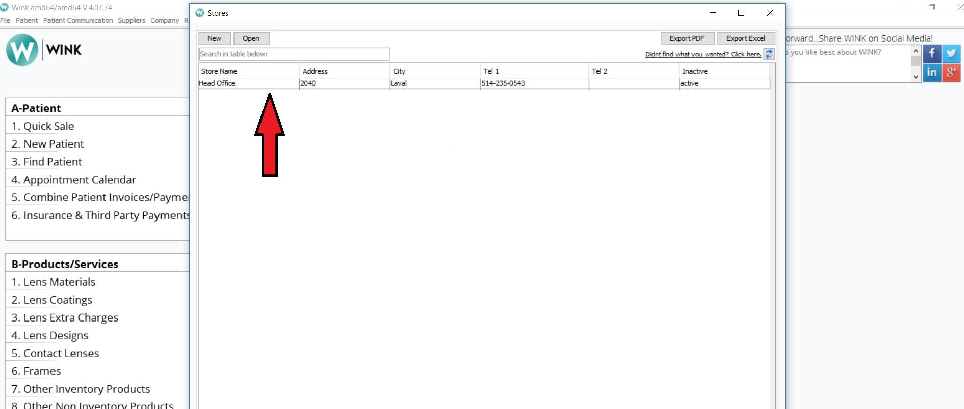 afc7b7600bbf Adding A Store Logo In WINK – Wink Technologies Inc