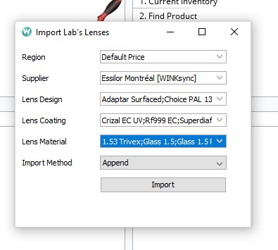 1c99997a3fc7 WINKsync - How to add new products to your Lens Tree – Wink ...